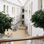 Nákupní galerie ATRIUM v Karlových Varech