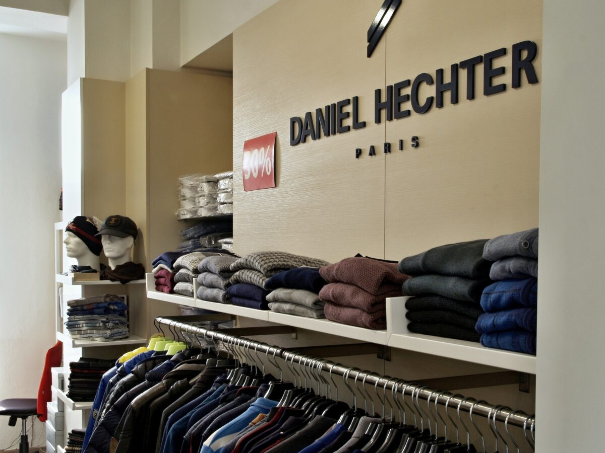 Daniel Hechter, Atrium shop, Karlovy Vary